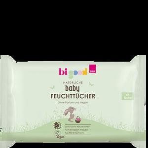 Bild: bi good Natürliche baby Feuchttücher