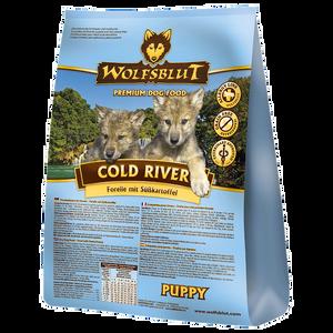 Bild: Wolfsblut Cold River Puppy