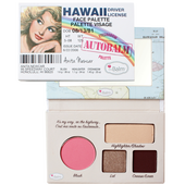 Bild: theBalm Autobalm Hawaii Face Palette