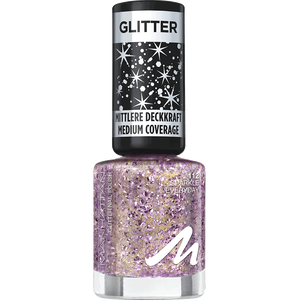 Bild: MANHATTAN Glitter Nail Polish 112 sparkle everyday