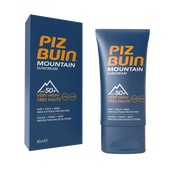 Bild: PIZ BUIN Mountain Sun Cream LSF 50