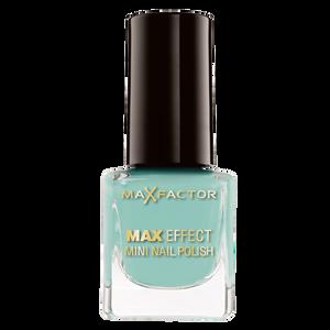 Bild: MAX FACTOR Max Effect Mini Nagellack cool jade