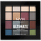 Bild: NYX Professional Make-up Ultimate Multi-Finisch Shadow Palette smokey