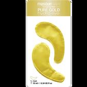 Bild: masque BAR Pure Gold Hydgel Eye Mask