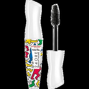 Bild: DEBORAH MILANO Keith Haring 24ore absolute volume Mascara