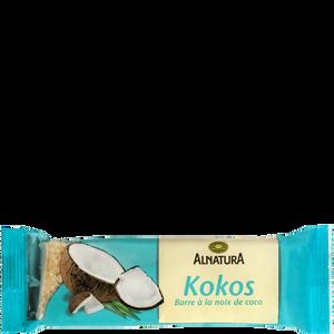 Bild: ALNATURA Kokos Fruchtschnitte