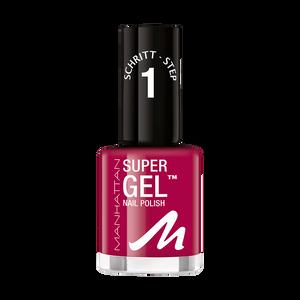 Bild: MANHATTAN Super Gel Nailpolish berry love