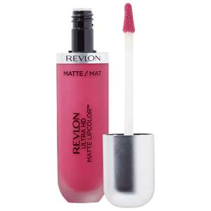 Bild: Revlon Ultra HD Matte Lip Color 600 hd devotion