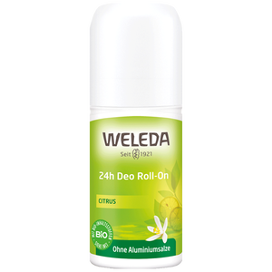 Bild: WELEDA Deo Roll On Citrus 24H