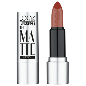 Bild: LOOK BY BIPA Perfect in Matte Lippenstift burgundy twist