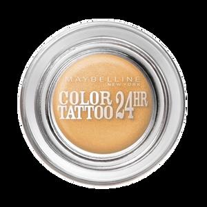 Bild: MAYBELLINE Eye Studio Color Tattoo Lidschatten eternal gold