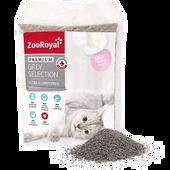 Bild: ZooRoyal Grey Selection Klumpstreu mit Babypuderduft