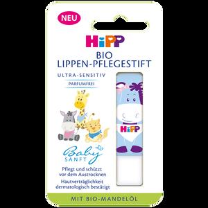 Bild: HiPP Babysanft Bio Lippen-Pflegestift