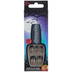 Bild: KISS Broadway Nails Press On Halloween bogeyman