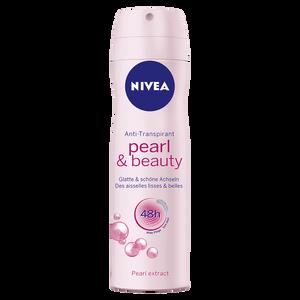 Bild: NIVEA Deospray Pearl & Beauty
