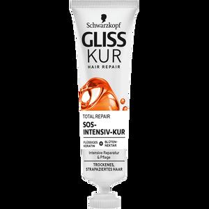 Bild: Schwarzkopf GLISS KUR Hair Repair Ultimate Repair Intensivkur