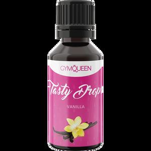 Bild: GYMQUEEN Tasty Drops Vanilla
