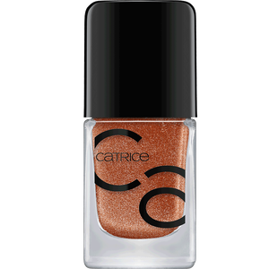 Bild: Catrice ICONails Gel Lacquer Nagellack let's get ready for bronze