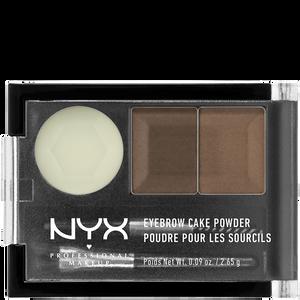 Bild: NYX Professional Make-up Eyebrow Cake Powder brunette