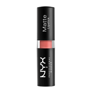 Bild: NYX Professional Make-up Matte Lipstick strawberry daiquiri