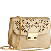 Bild: LOOK BY BIPA Crossbody Bag Summer Cut gold