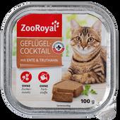 Bild: ZooRoyal Geflügel-Cocktail mit Ente & Truthahn