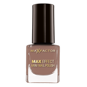 Bild: MAX FACTOR Max Effect Mini Nagellack hot coco