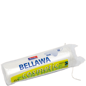 Bild: Bellawa cosmetic Pads fair trade
