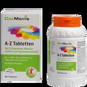 Bild: DocMorris A - Z Tabletten