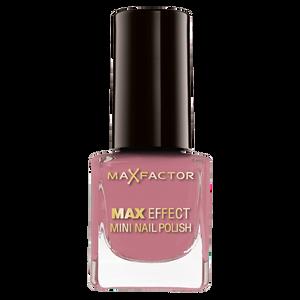 Bild: MAX FACTOR Max Effect Mini Nagellack candy rose