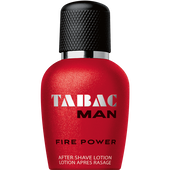 Bild: Tabac Man Fire Power Aftershave Lotion
