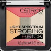 Bild: Catrice Light Spectrum Strobing Brick spirit of africa