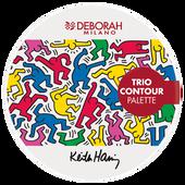 Bild: DEBORAH MILANO Keith Haring Contouring Palette