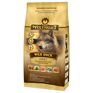 Bild: Wolfsblut Wild Duck Adult