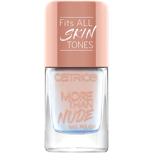 Bild: Catrice 'More Than Nude' Nagellack 02