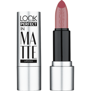 Bild: LOOK BY BIPA Perfect in Matte Lippenstift matte me nude