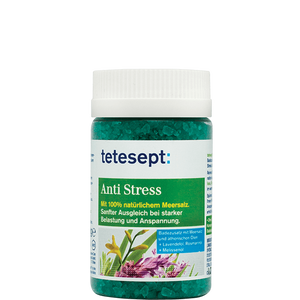 Bild: tetesept: Anti Stress Meersalz Mini
