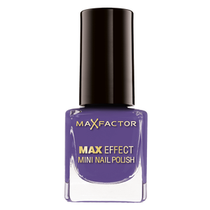 Bild: MAX FACTOR Max Effect Mini Nagellack purple haze
