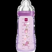 Bild: MAM Easy Active Baby Bottle 330ml Fairy Tale - Babyflasche Rosa