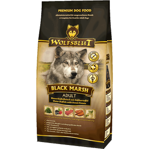 Bild: Wolfsblut Black Marsh Adult