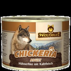 Bild: Wolfsblut Chickeria Adult Huhn Kalb