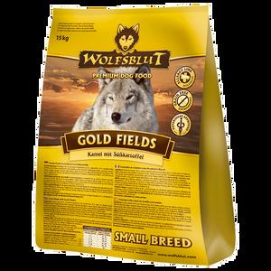 Bild: Wolfsblut Gold Fields Small Breed