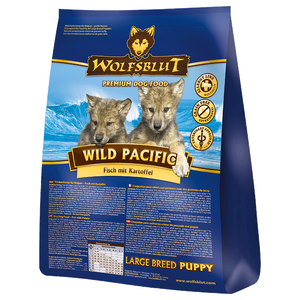 Bild: Wolfsblut Wild Pacific Puppy Large Breed