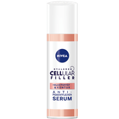 Bild: NIVEA Cellular Filler Elastizität & Kontur Anti-Pigmentflecken Serum