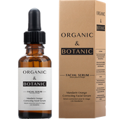 Bild: ORGANIC & BOTANIC Mandarin Orange Correcting Facial Serum