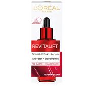 Bild: L'ORÉAL PARIS Revitalift Sofort-Effekt-Serum