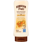 Bild: Hawaiian Tropic Satin Protection Sonnencreme LSF 30