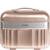 Bild: TITAN Spotlight Flash Beautycase Gold Metallic 32 cm