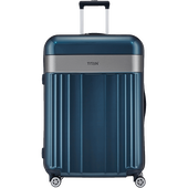 Bild: TITAN Spotlight Flash 4 Rad Trolley Blau 76 cm