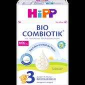Bild: HiPP 3 Bio Folgemilch